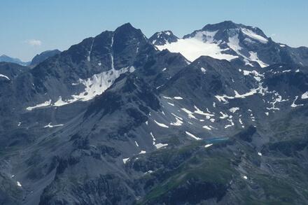 Piz Sesvenna 3.204 m